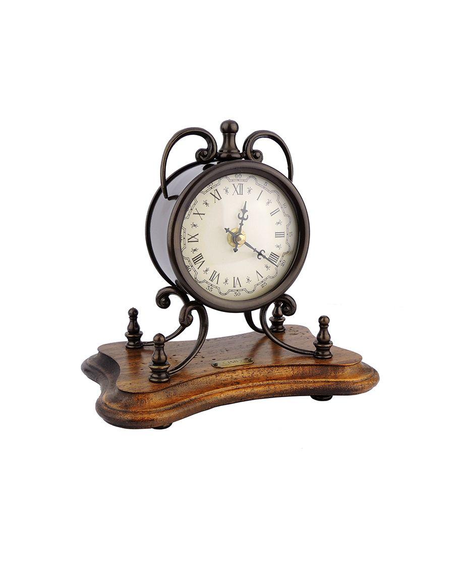 Rustikální hodiny stojací